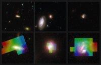 Beweging in verwegstaande sterrenstelsels