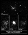 Heldere supernova doet model wankelen