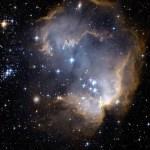 Turbulentie speelt rol bij vorming zware sterren