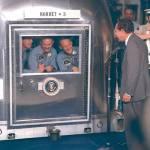 Astronauten in quarantaine om Mexicaanse griep?