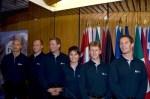 Nieuwe ESA astronauten zijn voorgesteld