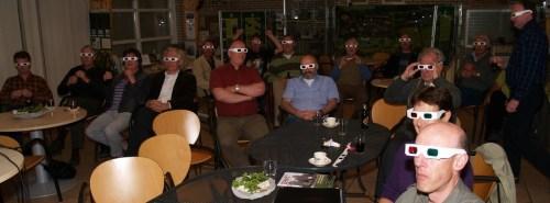 Iedereen een 3D-brilletje op
