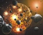 Maakte een bombardement van meteorieten de Aarde bewoonbaar?