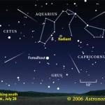 Vrijdag 11 november lezing bij Huygens over meteoren