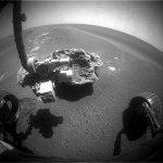 Meteoriet op Mars wijst op dichte atmosfeer