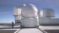 De Very Large Telescope