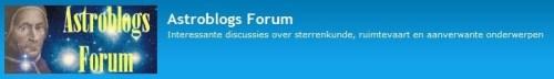 Het forum is heropend!