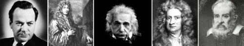 Wie was de grootste natuurkundige?