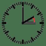 Klok gaat een uur terug (nr. 3002)