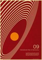 Simon Page's IYA2009 poster