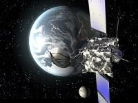 Rosetta scheert langs de Aarde