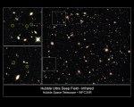 Hubble ziet jongste sterrenstelsels ooit