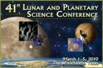 41e Lunar and Planetary Science Conference begonnen