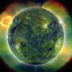 First light voor de Solar Dynamics Observatory… en hoé!