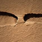 Ah, ook op Mars komen bruggen voor