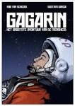 Morgen verschijnt stripverhaal over Joeri Gagarin's leven