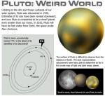 Alles over Pluto en z'n VIER manen op een rijtje