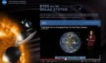 Bekijk NASA's driedimensionale Eyes on the Solar System
