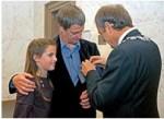 Koninklijke onderscheiding voor sterrenkundige Vincent Icke