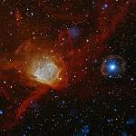 Chandra en XMM-Newton ontdekken langzaam roterende pulsar in Kleine Magelhaense Wolk