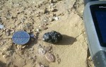 Vuurbol boven Marokko blijkt meteoriet van Mars te zijn