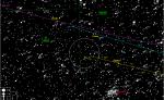 De best zichtbare planetoïden in 2012
