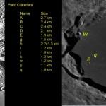 De maan, wat kun je zien vanaf aarde met een redelijke telescoop?