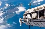 Oeps, ruimtevaart is slecht voor gezichtsvermogen astronauten