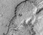 Kijk nou eens, een olifant op Mars