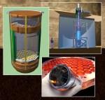 LUX gaat op jacht naar WIMP's, deeltjes donkere materie