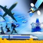 Internetten in het vliegtuig dankzij ruimtevaart