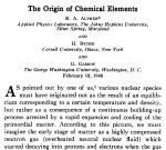 Het αβγ artikel van 1 april 1948, nee het was geen grap