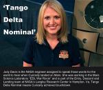 """De eerste woorden na Curiosity's landing: """"Tango Delta Nominal"""""""