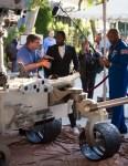 Curiosity zendt muzieknummer van Will.i.am vanaf Mars naar de aarde