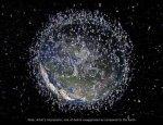 EenVandaag: ruimteschroot een gevaar voor satellieten