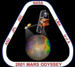 Mars Odyssey sonde weer aan de slag dankzij backup apparatuur