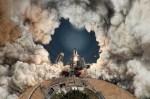 Zo heb je de lancering van een Space Shuttle nog niet eerder gezien