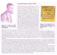Gedeelte uit het artikel gewijd aan Cornelis Easton gepubliceerd in het 2011 Novembernummer van ZENIT