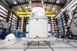 Lancering SpaceX' Dragoncapsule gepland voor 1 maart a.s.