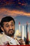 Iraanse president Mahmoud Ahmadinejad wil zelf als eerste Iraniër de ruimte in