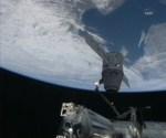 Dragon-capsule gearriveerd bij ISS