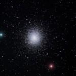 Messier Maandag – M13, de Grote Bolhoop van Hercules