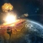 Filmpje: de gevolgen van de inslag van een grote planetoïde op aarde