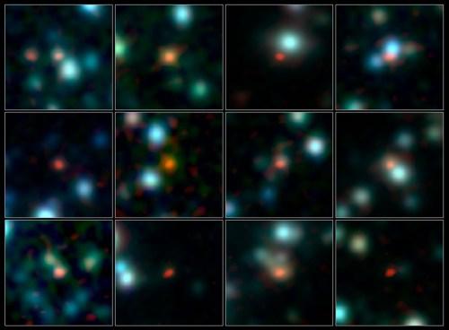 ALMA lokaliseert vroege sterrenselsel