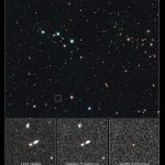 Hubble ontdekt type Ia supernova – SN Wilson – op recordafstand