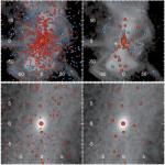 Melkweg zou 2000 grote zwarte gaten in z'n halo kunnen hebben