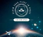 Win een kaartje naar de ruimte met de KLM