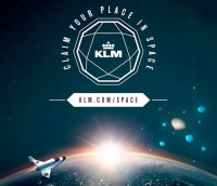 KLM's spaceflight