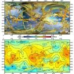 Eerste topografische hoogtekaart van Titan gepubliceerd