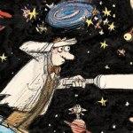 """Bekende auteur: """"buitenaardse wezens hebben onze wereld bezocht"""""""